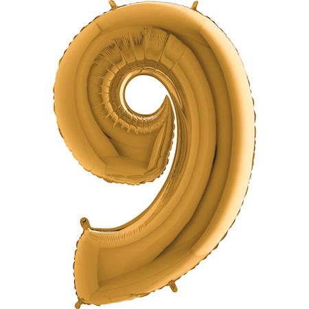 9 Gold Megaloon Nine