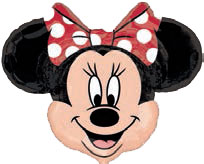 Minnie head ML