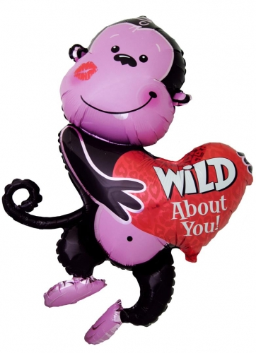Monkey Wild about you