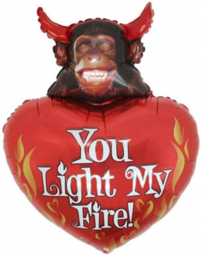 Monkey You Light My Fire JU