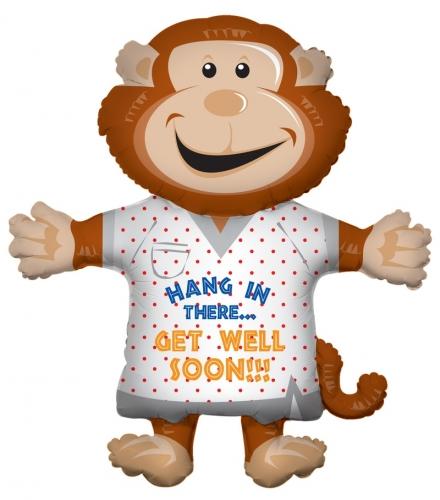 Get well Monkey