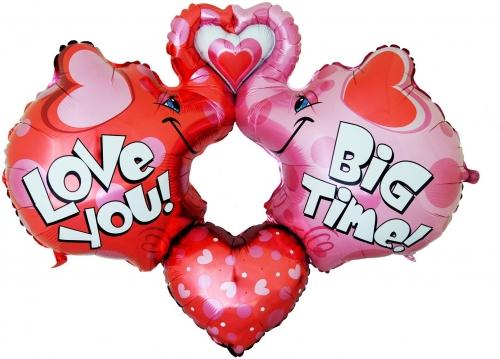 Olifanten Love You Big Time
