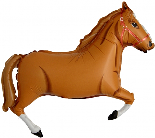 Paard licht bruin SH