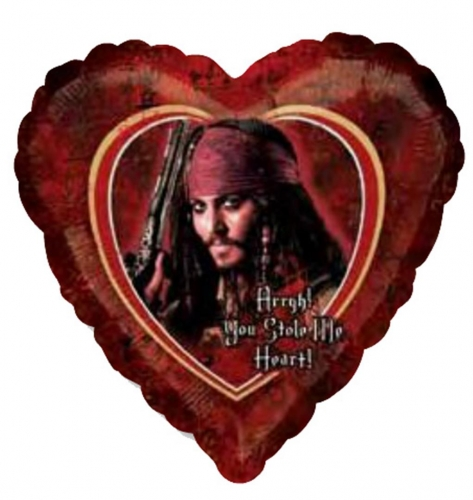 Pirates of the Caribean You stole my heart SH