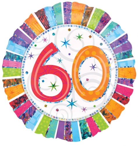 Radiant 60th Birthday