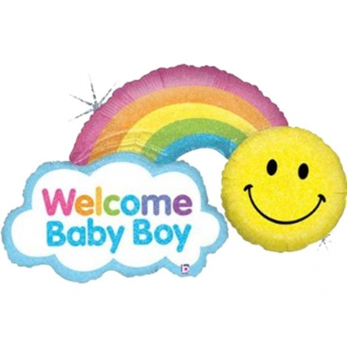 Rainbow Baby Boy