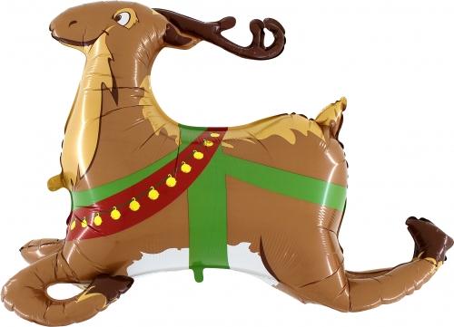 Reindeer 3D