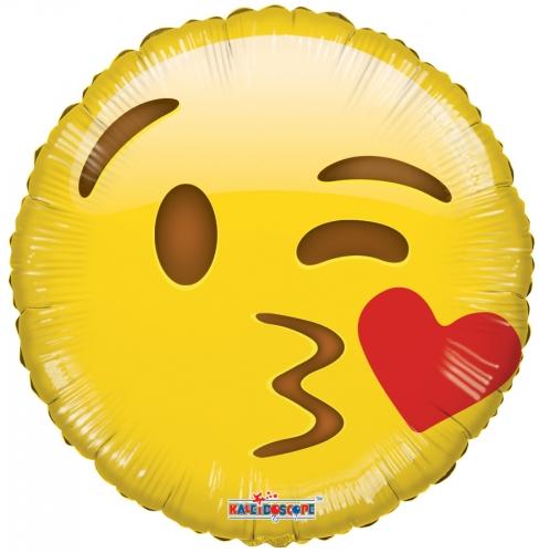 Emoticon Kusje