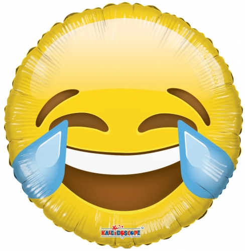 Emoticon Laugh SL