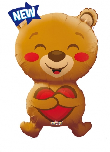 Smiling bear Love SH