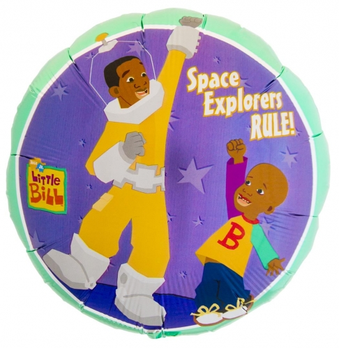 Little Bill Space Explorer