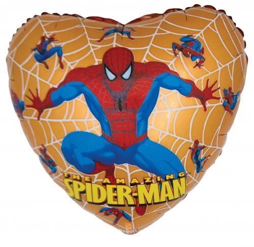 Spiderman Goud