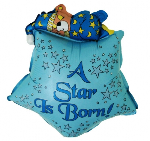 Baby Boy Star is Born