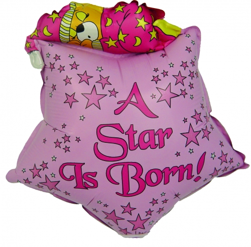 Baby Girl Star is Born