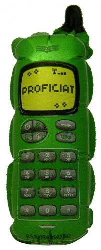 Telefoon Proficiat