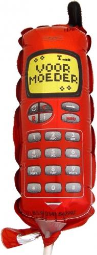 Telefoon voor Moeder MC