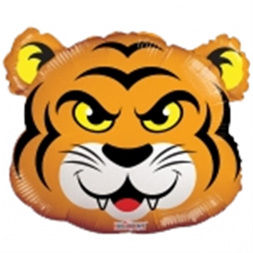 Animal Tiger Head