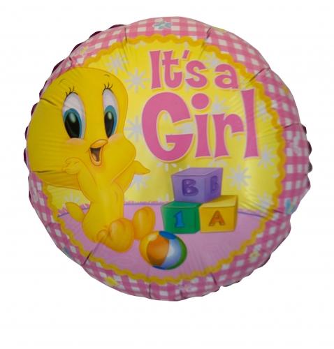Baby girl tweety