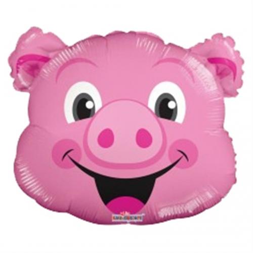 Animal Piggi hoofd