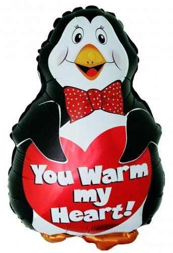 Pinquin You warm my Heart