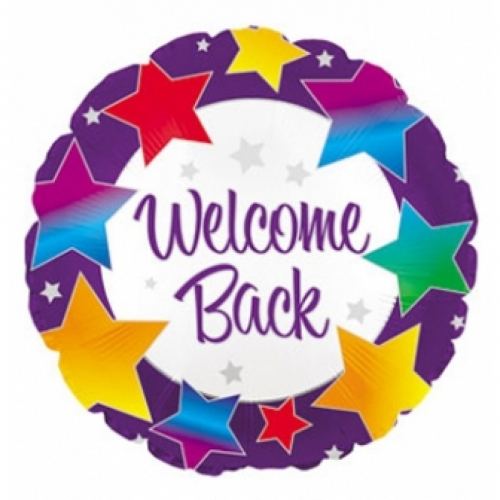 Welcome back rainbow stars SL