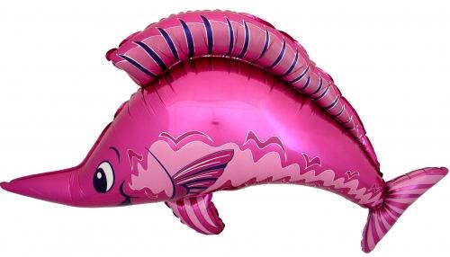 Zwaardvis roze