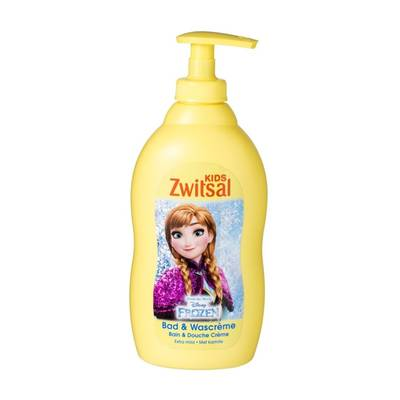 Zwitsal Frozen Bad & Wascreme